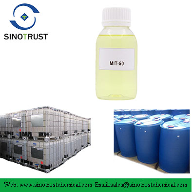 Methylisothiazolinone 50 paint fungicide CAS 2682-20-4 - copy