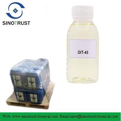 OIT 45 biocide preservative CAS 26530-20-1