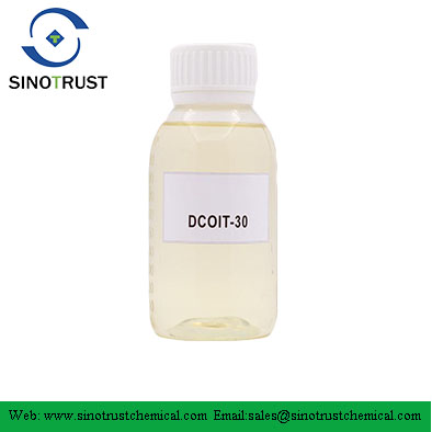 dcoit 30 fungicide for Adhesives preservative CAS  64359-81-5