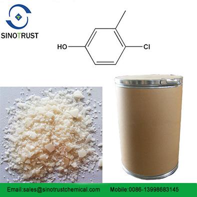 Antibacterial Chlorocresol (PCMC) CAS 59-50-7